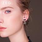 蝴蝶結耳釘女氣質韓國簡約小巧網紅耳墜新款潮女耳環銀針耳飾 扣子小鋪