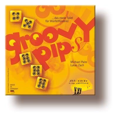 『高雄龐奇桌遊』 快艇骰 Groovy Pips ★正版桌上遊戲專賣店★