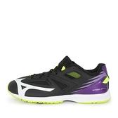 Mizuno Speed Mach [K1GC202267] 大童鞋 運動 休閒 跑步 輕量 競速 黑紫