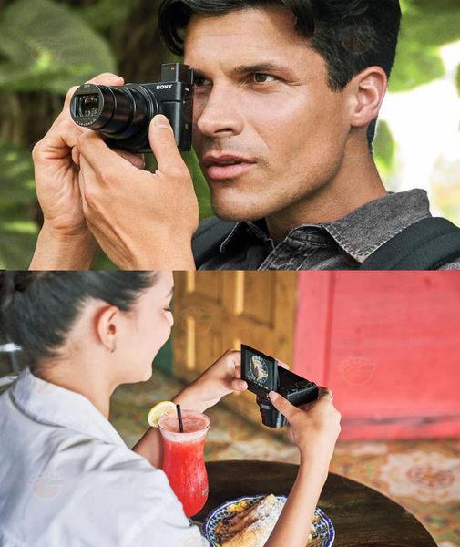 9/1前送原廠充電電池組+AGR2握把貼 SONY RX100VII RX100M7 台灣索尼公司貨 4K 數位相機