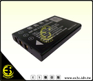 ES數位館 特價促銷 BenQ C50 C60 S60專用NP-60 NP60高容量1150mAh防爆電池
