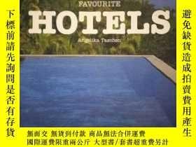 二手書博民逛書店Taschen's罕見Favourite Hotels: 1 T