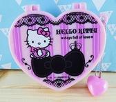 【震撼  】Hello Kitty 凱蒂貓KITTY 飾品盒附鏡粉蕾絲