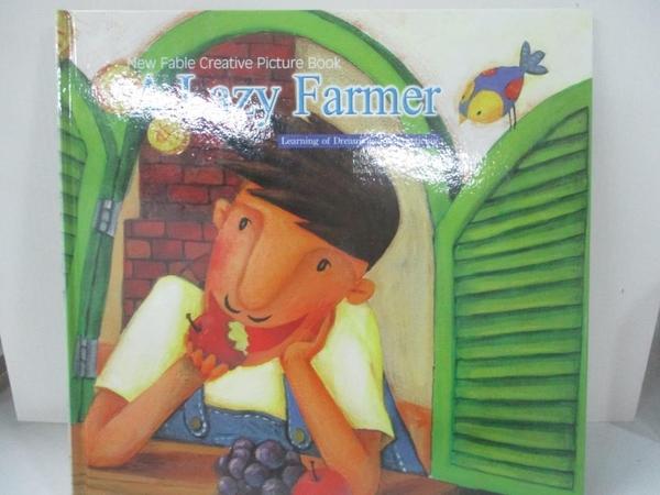 【書寶二手書T6/少年童書_DZN】A Lzay Farmer