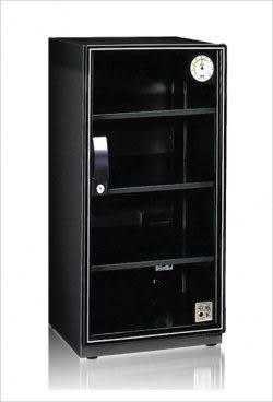 收藏家電子防潮箱 125公升 ADL-122 外尺寸(寬40高84深47cm)生活收納大空間@四保科技