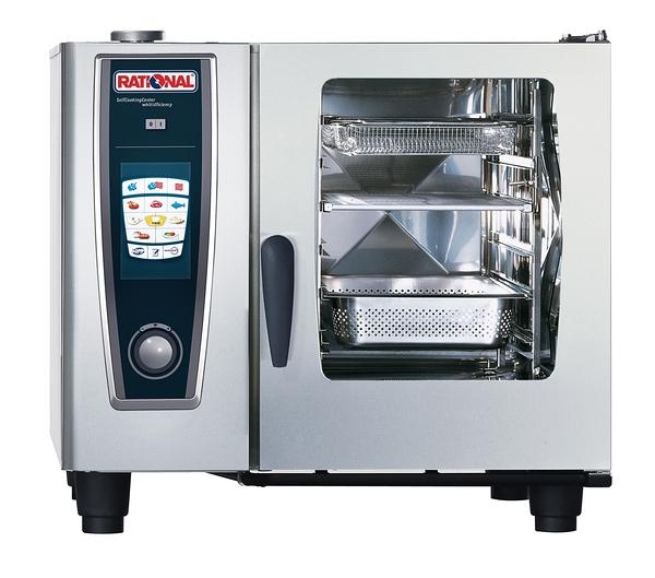 【24期零利率】RATIONAL 營業用 萬能蒸烤箱 SCC WE 61 德國製 適用餐廳、咖啡簡餐、飯店、外燴、