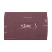Solone彩妝收納盒3格-幾何條紋【康是美】