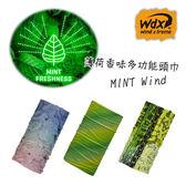 Wind x-treme 薄荷香味多功能頭巾 MINT Wind  / 城市綠洲(薄荷香氣、保暖、透氣、圍領巾、西班牙)