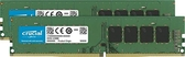 【MACROPC】Micron 美光 Crucial DDR4-2666 16G X 2 原生顆粒 桌上型記憶體 (雙通道)