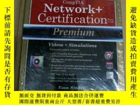 二手書博民逛書店CompTIA罕見Network+ Certification