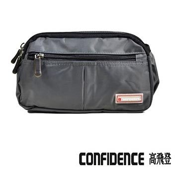 運動腰包 中 Confidence 高飛登 2171 氣質灰