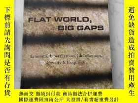 二手書博民逛書店Flat罕見World, Big GapsY385290 Jomo K. S. with Jacques Ba