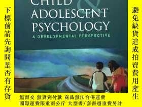 二手書博民逛書店Abnormal罕見Child&Adolescent Psych