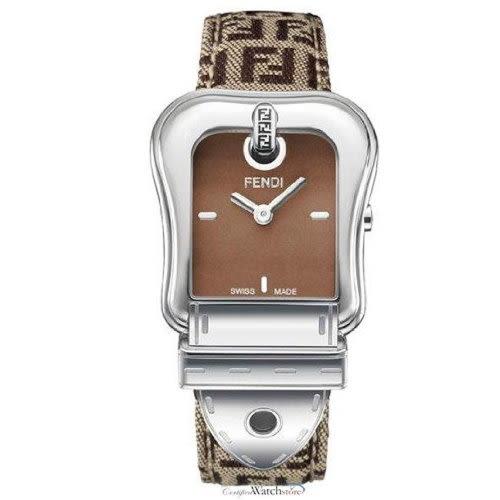 FENDI B.Fendi時尚經典魅力腕錶/F370222F