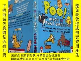 二手書博民逛書店what罕見is that smell 那是什麽味道Y200392