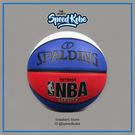 SPALDING 斯伯丁 7號 三色籃球(白/藍/紅)SPA83275/一個入{特590} Varsity系列斯伯丁籃球 NBA籃球~群
