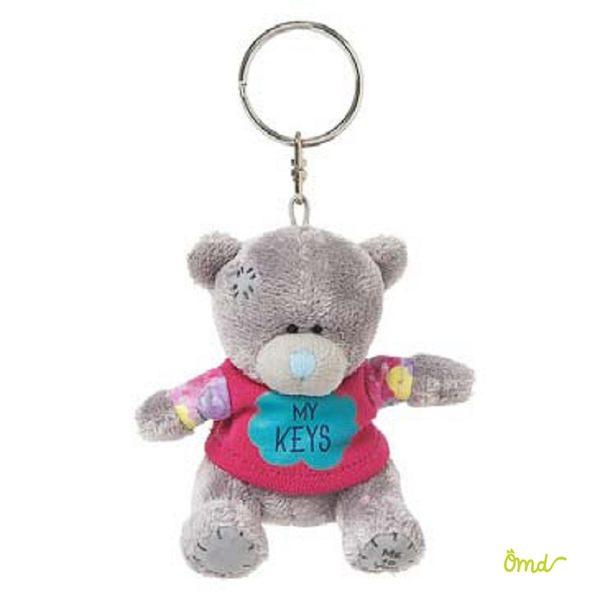 METOYOU 英國品牌 專屬我的 熊熊鑰匙圈 /吊飾 全球知名         ~ OHMYDOG!  (omd) ~