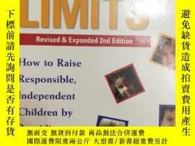 二手書博民逛書店大32開英文原版罕見Setting Limits : How t
