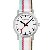 MONDAINE 瑞士國鐵 Classic系列腕錶 – 30mm / 粉 65816BS