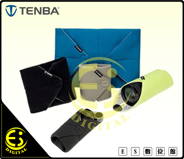 "ES數位 Tenba 12"" Protective Wrap 多功能 保護墊 內襯 百褶布 內襯袋 小"