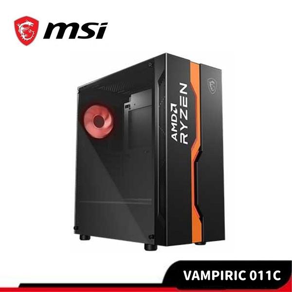 MSI 微星 MAG VAMPIRIC 011C 鋼化玻璃 電腦機殼
