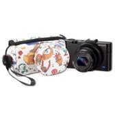 索尼黑卡RX100 M2 M3 M4 M5相機包可愛 RX100II III IV V保護套聖誕節