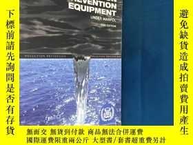 二手書博民逛書店POLLUTION PREVENTION EQUIPMENT UNDER罕見MARPOL 2006 EDITION