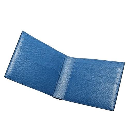 Dunhill Cadogan Billfold全皮革多卡短夾(海軍藍)257380
