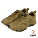 Merrell Mqm Flex 2 Gtx 咖啡色 網布 健行用運動鞋 男款 NO.B1608【新竹皇家 ML035553】