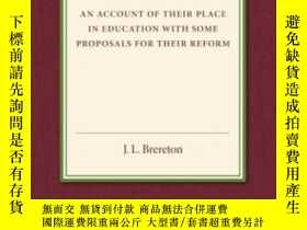 二手書博民逛書店The罕見Case For Examinations: An Account Of Their Place In