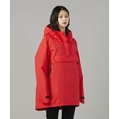 日本KiU K138-916 短版雨衣【防水外套】 耐水壓和透濕性極佳的完美組合ANORAK RAIN JACKET