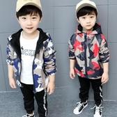 男童外套裝1-2-3兒童加絨男小童防風衣男寶寶4歲5韓版6潮 童趣潮品