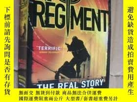 二手書博民逛書店THE罕見REGIMENT:THE REAL STORY OF