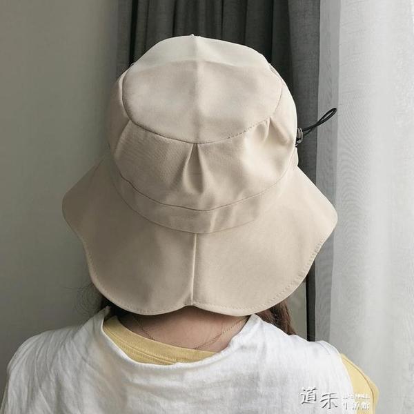 遮陽帽 女夏季防曬遮陽帽韓版可愛百搭時尚沙發帽 【全館免運】