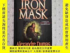 二手書博民逛書店36開英文原版罕見The Man in the Iron MaskY281995 Alexandre Duma