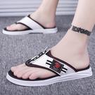 夾腳拖鞋 2021新款夏季人字拖男外穿軟底防滑涼拖韓版潮流涼鞋室外拖鞋