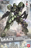 暑期特價至9/2 鋼彈模型 1/100 鐵血的孤兒 格雷茲(一般機/指揮官機) TOYeGO 玩具e哥