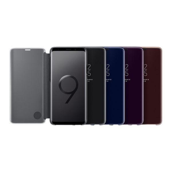 【免運費】Samsung Galaxy S9  原廠透視感應皮套★全透視感應皮套