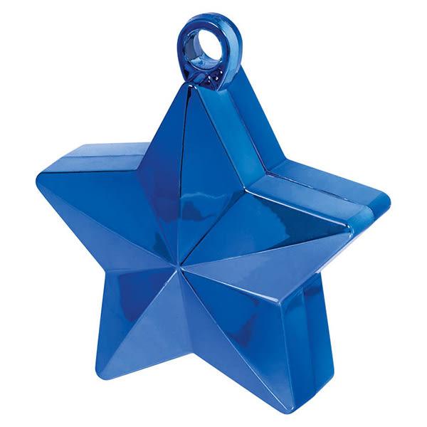星星氣球座-寶石藍
