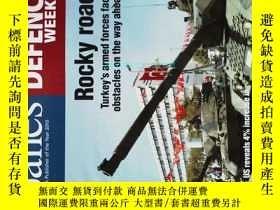 二手書博民逛書店Jane s罕見Defence Weekly 2011 04 27 簡氏防務周刊軍事學術英文雜誌Y14610