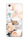 ♥ 俏魔女美人館 ♥ {花蝴蝶}OPPO A3-防摔空壓軟殼 手機殼 手機套 保護殼 保護套