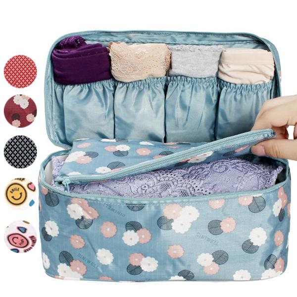 新款 第四代 內衣 收納包 收納袋 外宿 旅行 化妝包 手提包 洗漱包 盥洗包 大號