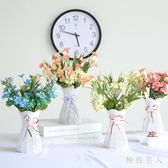 韓式跳蘭菊仿真花束塑料絹花插花室內裝飾花干花擺設客廳擺件唯美 LJ440【極致男人】