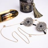 眼鏡練條掛脖復古時尚掛繩配件金屬飾練女創意簡約防滑繩子