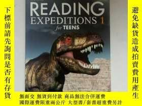 二手書博民逛書店READING罕見EXPEDITIONS 【1】for TEENSY254853 READING EXPEDI