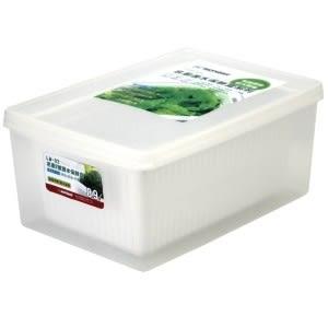 【好市吉居家生活】嚴選聯府KEYWAY~LM-02 名廚2號瀝水保鮮盒 綠水保鮮盒