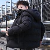 外套棉衣男外套秋冬季加厚加絨新款潮牌韓版學生冬裝棉襖子羽絨服