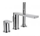 【麗室衛浴】美國 KOHLER活動促銷 Composed™ 三件式 浴缸上龍頭 / 浴缸檯面龍頭 K-73078T-4-TT