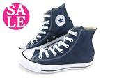 Converse 帆布鞋 基本款高筒帆布鞋 G9881#藍◆OSOME奧森童鞋 零碼出清