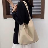 大包女2020年新款包包韓版ulzzang女包單肩包大容量高級感托特包 【夏日新品】